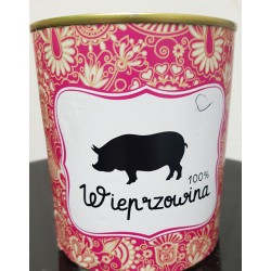 Wieprzowina 100% - 410 g